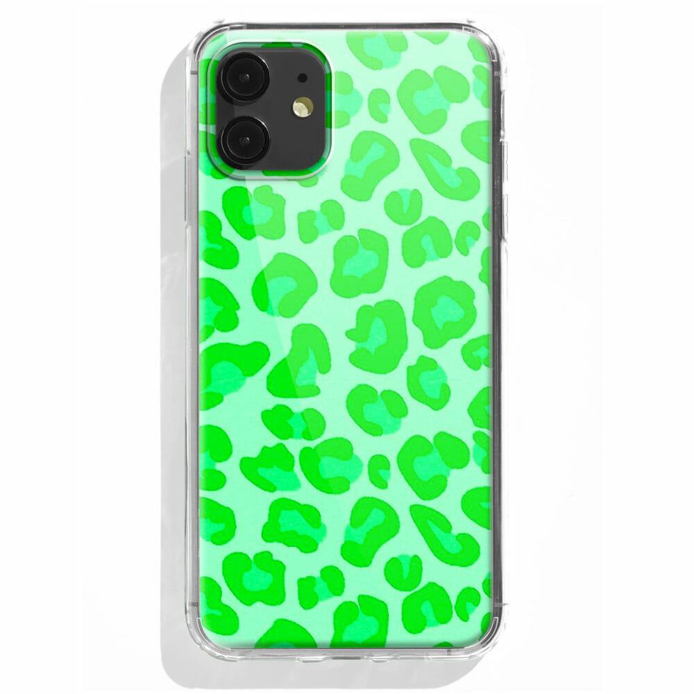 TINKALINK iPhone 11 Case Talisman Green Panther Skin